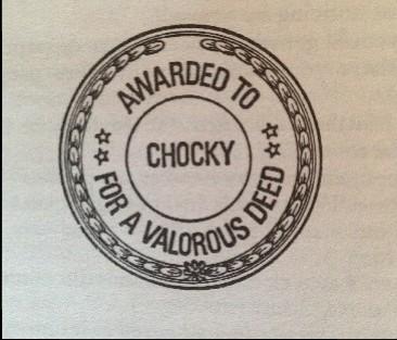 07. chocky